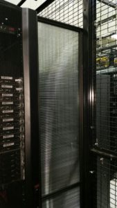 Data Center Containment Panels and Doors