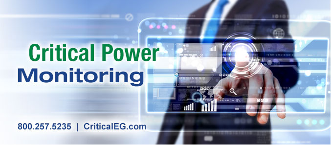 Critical Power Monitoring