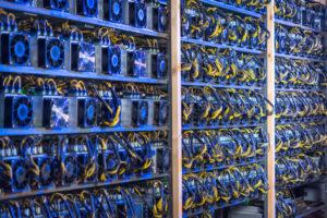 CEG scalable cryptomining environments