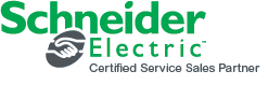 CEG is a Schneider-Electric Certified Service Sales Partner