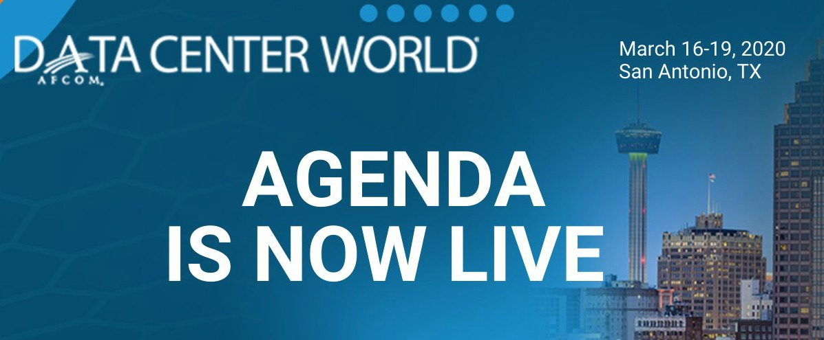 CEG presents at Data Center World 2020
