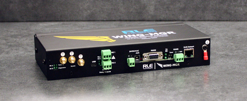 RLE WiNG Remote Data Center Monitoring
