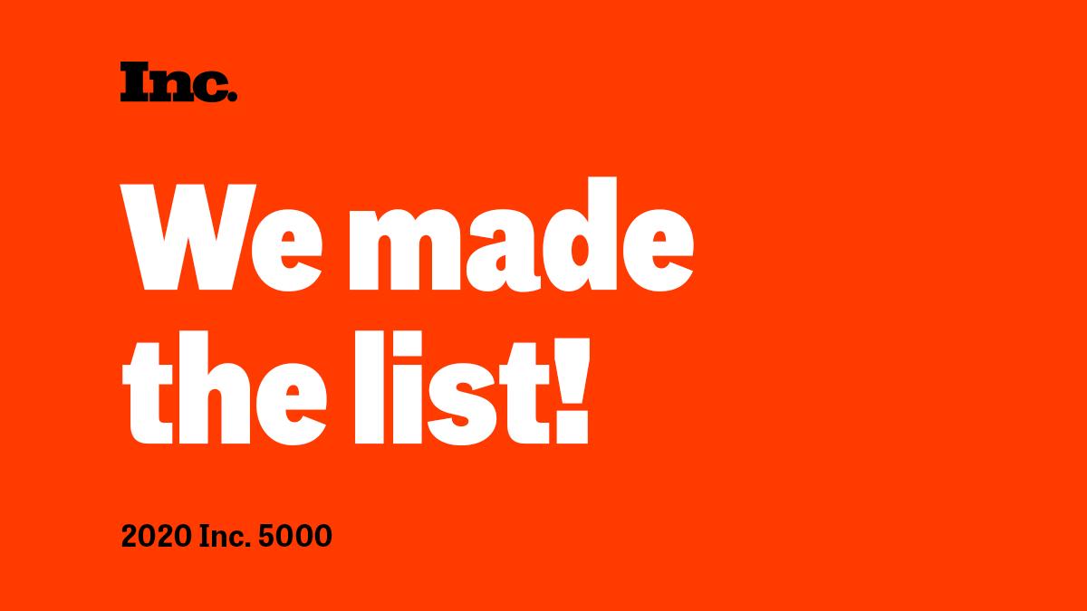 2020 Inc 500