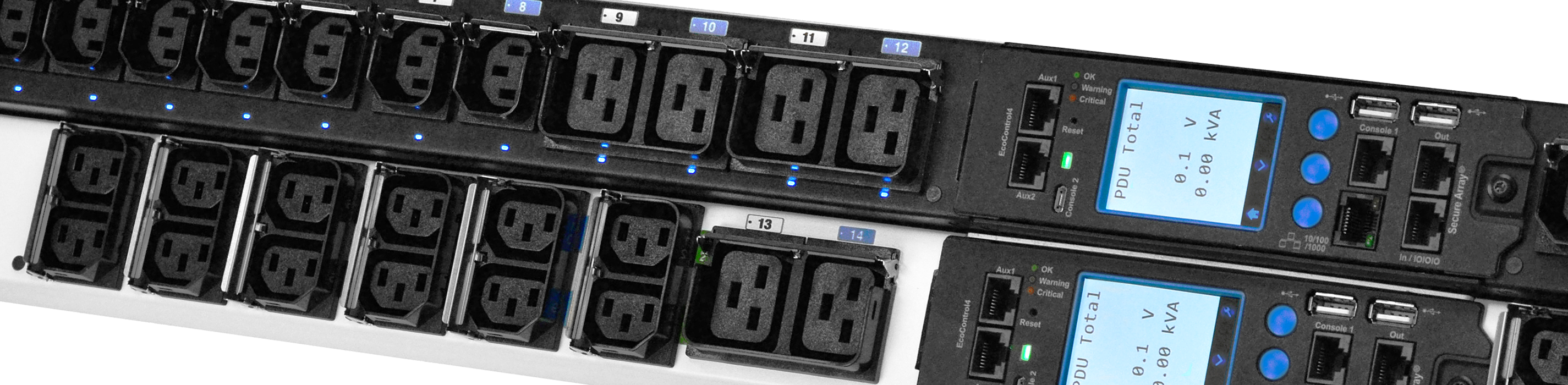 Chatsworth econnect PDU