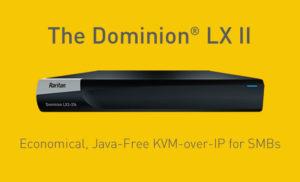 CEG offers Raritan KVM-over-IP